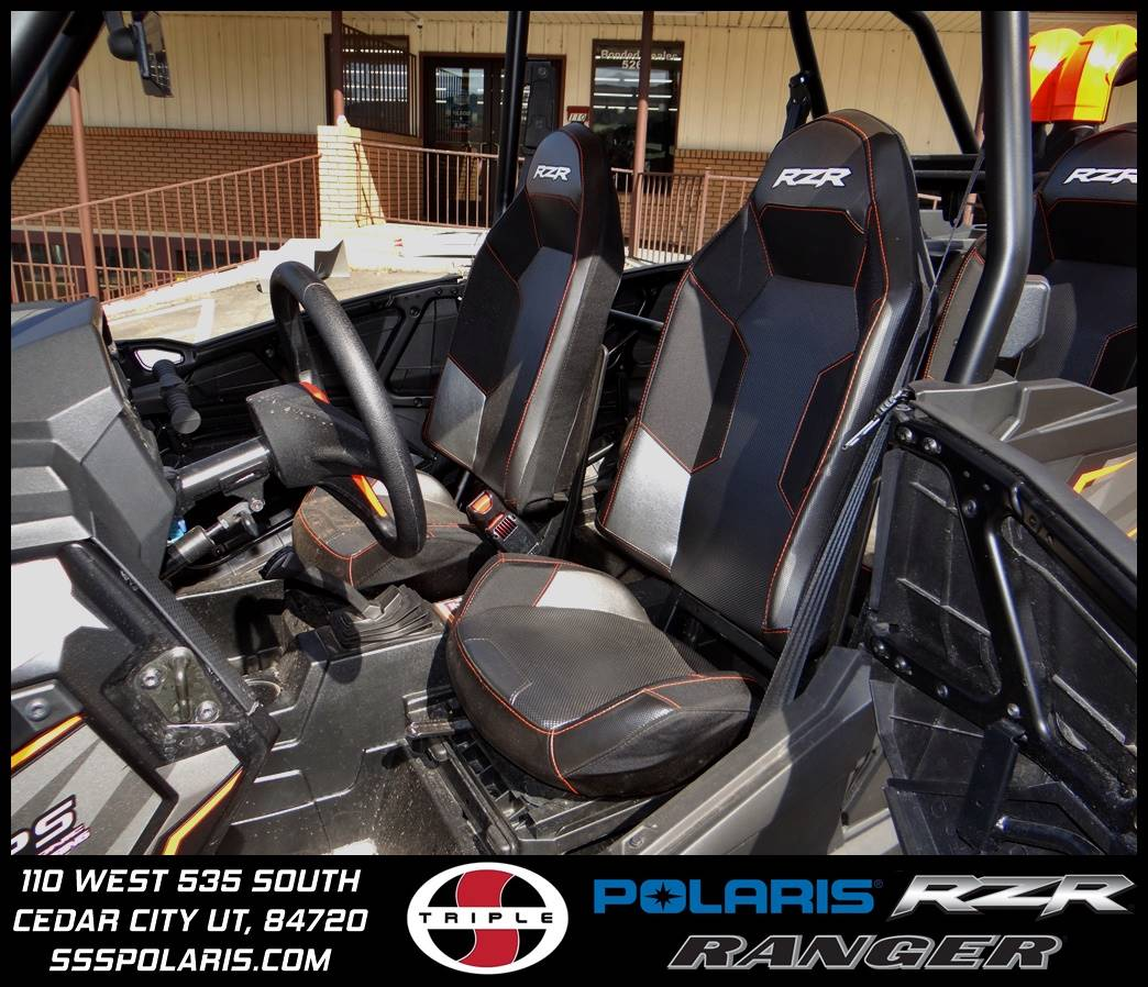 2019 Polaris RZR XP 4 1000 High Lifter in Cedar City, Utah - Photo 20