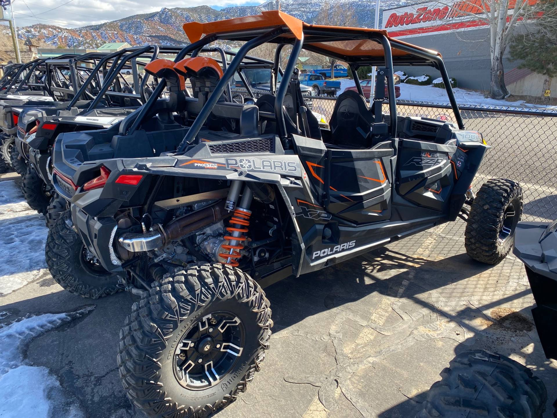 2019 Polaris RZR XP 4 1000 High Lifter in Cedar City, Utah - Photo 3