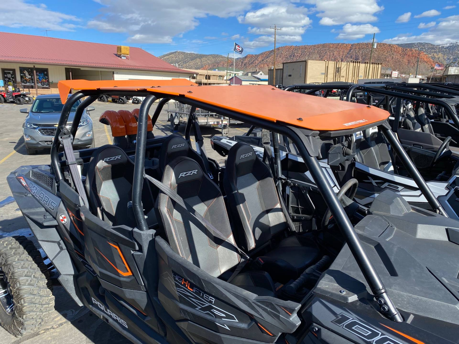 2019 Polaris RZR XP 4 1000 High Lifter in Cedar City, Utah - Photo 2