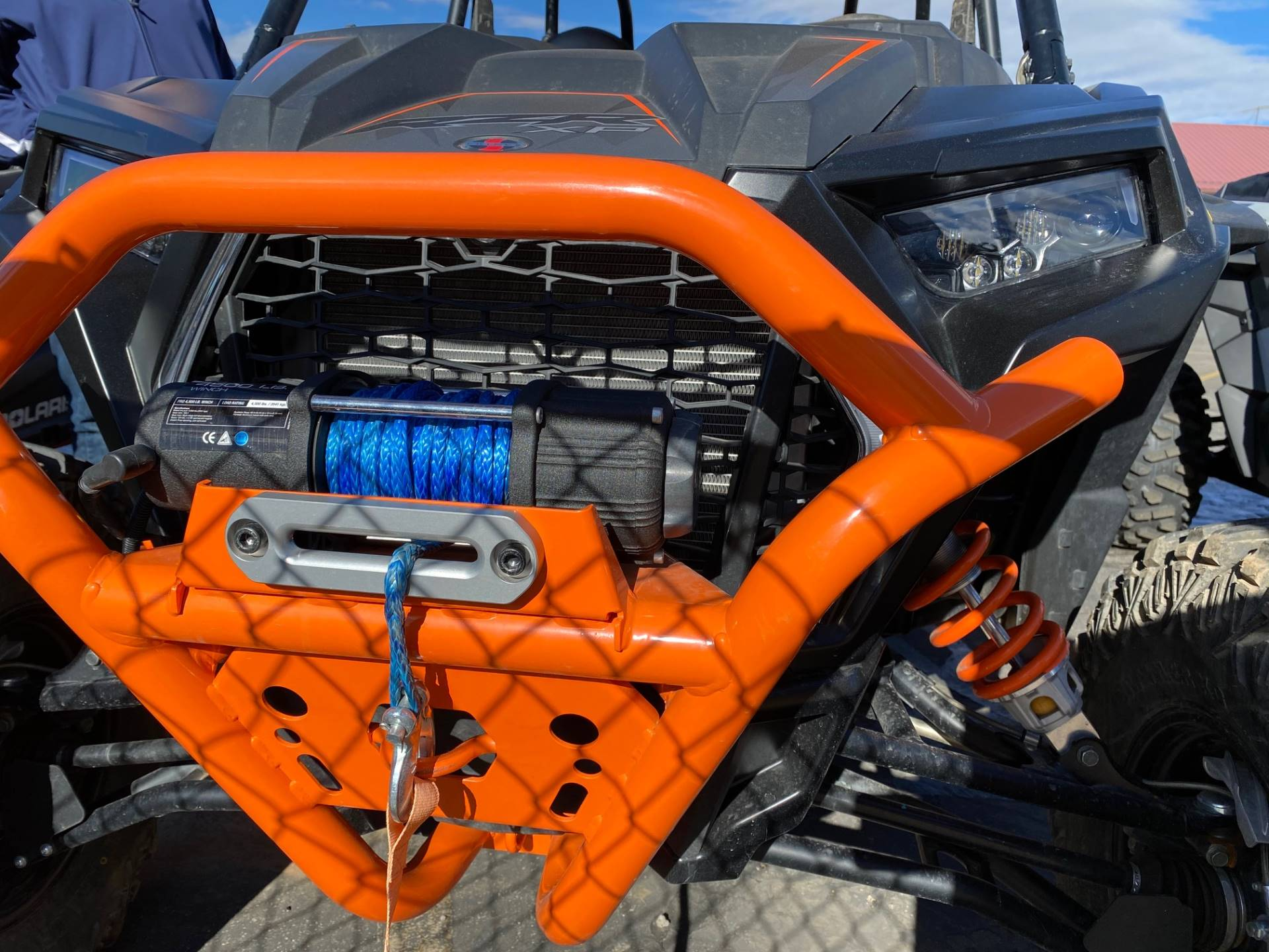 2019 Polaris RZR XP 4 1000 High Lifter in Cedar City, Utah - Photo 4