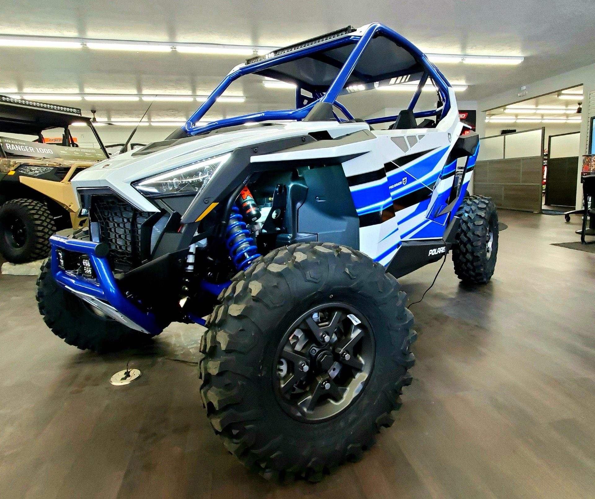 2020 Polaris RZR Pro XP Ultimate in Cedar City, Utah - Photo 1