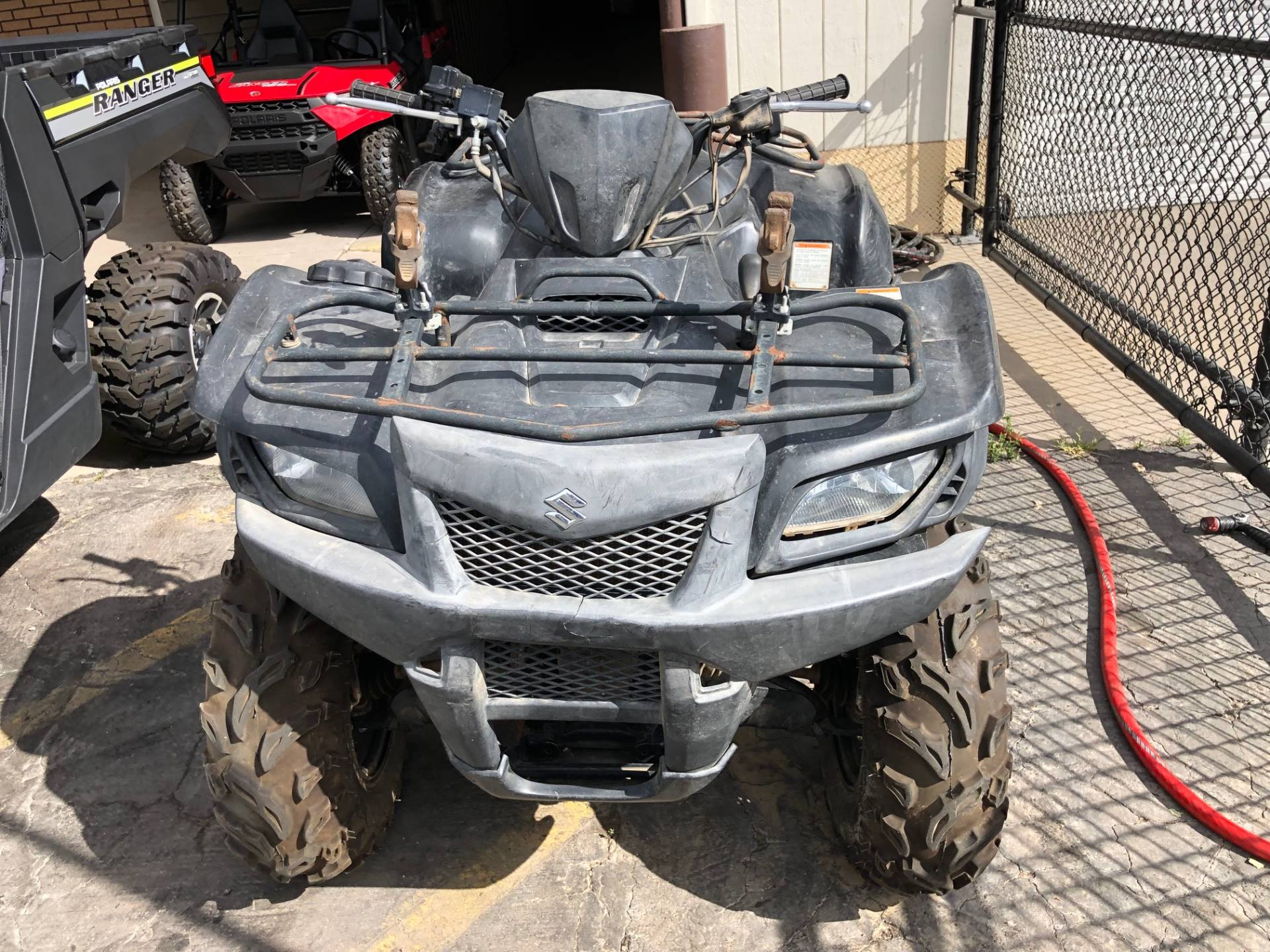 2007 Suzuki KingQuad® 450 4x4 in Cedar City, Utah - Photo 3
