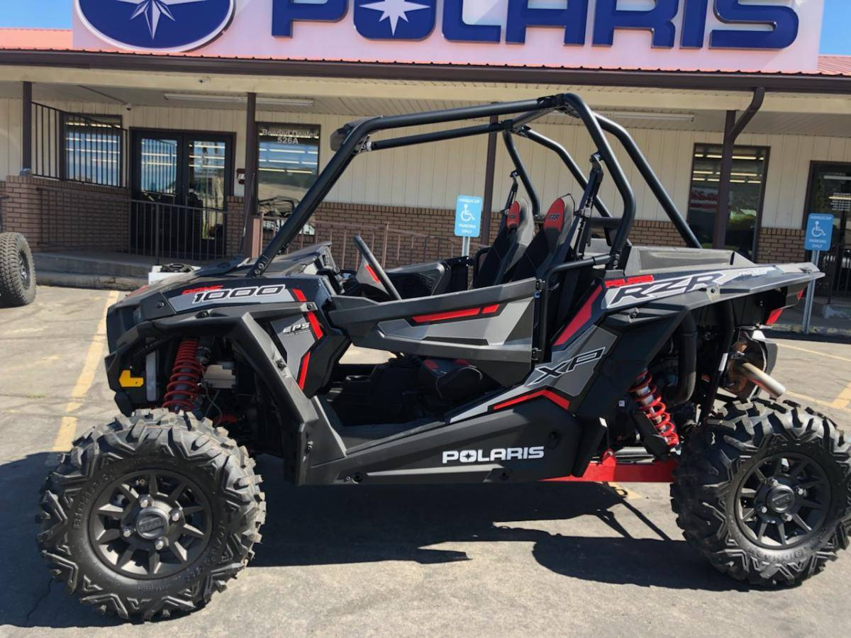 2018 Polaris RZR XP 1000 EPS Ride Command Edition in Cedar City, Utah - Photo 2