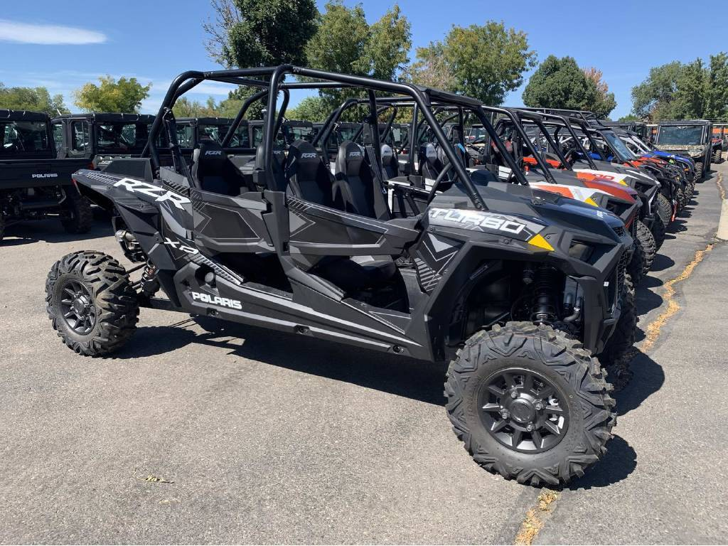 2020 Polaris RZR XP 4 Turbo in Cedar City, Utah - Photo 1