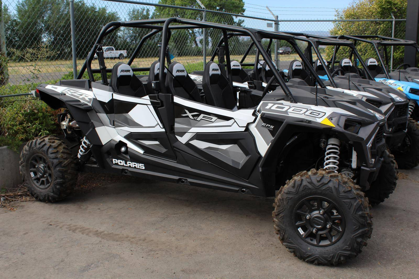 2019 Polaris RZR XP 4 1000 EPS Ride Command Edition in Cedar City, Utah - Photo 2