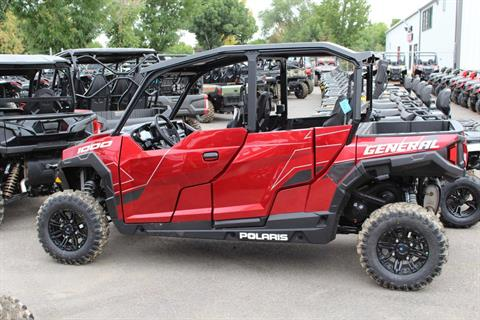 2020 Polaris General 4 1000 Deluxe Ride Command Package in Cedar City, Utah - Photo 1