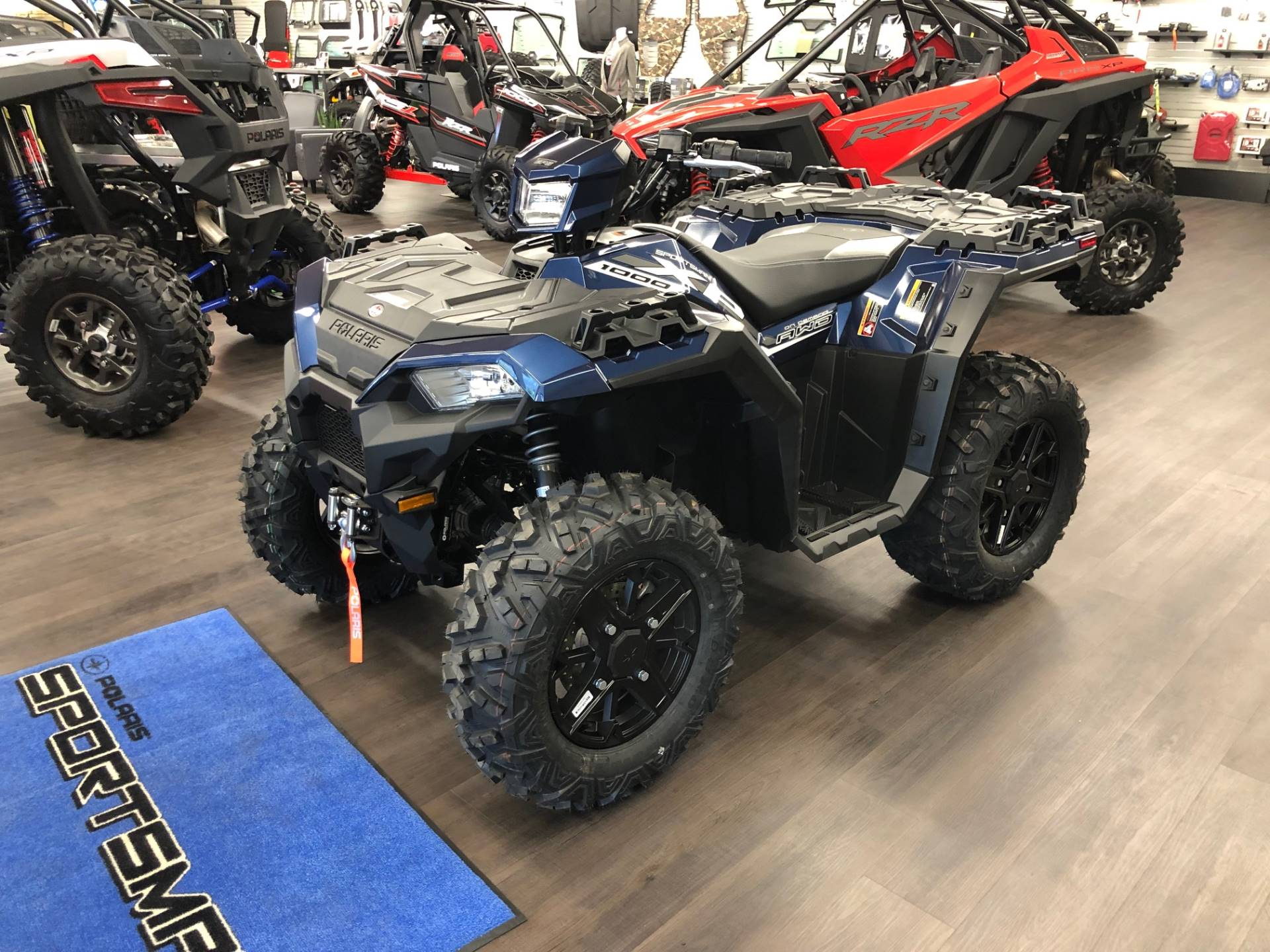 2019 Polaris Sportsman XP 1000 Premium in Cedar City, Utah - Photo 1