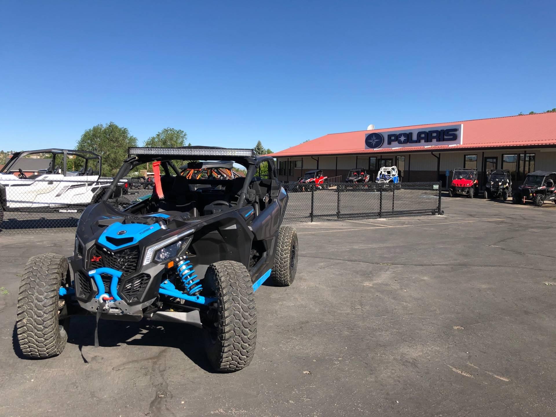 2018 Can-Am Maverick X3 X rc Turbo in Cedar City, Utah