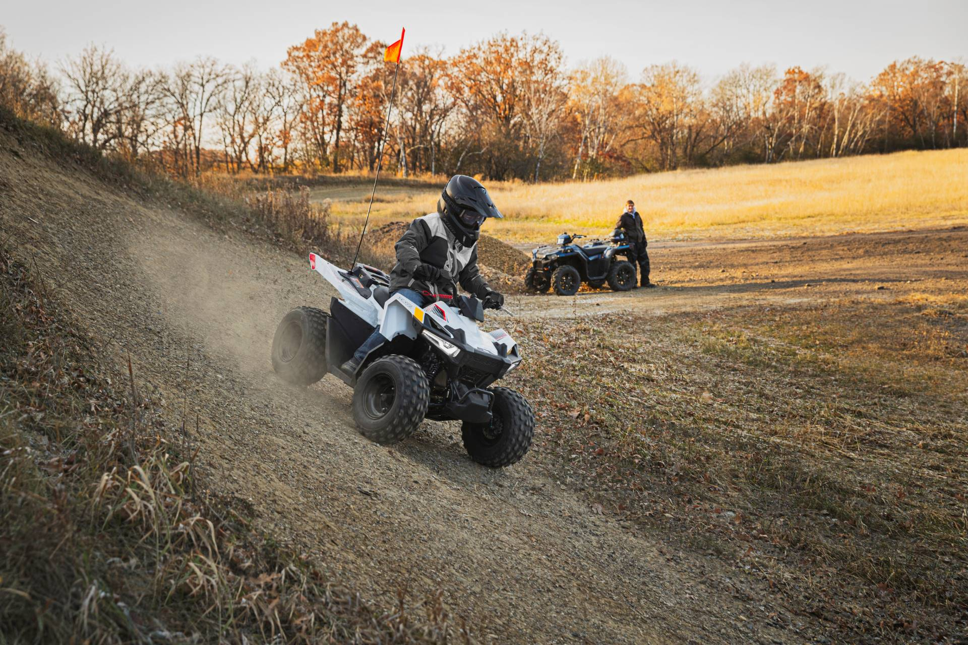 2021 Polaris Outlaw 70 EFI in Cedar City, Utah - Photo 5