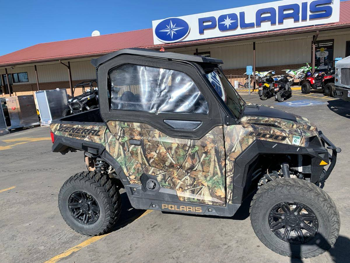 2018 Polaris General 1000 EPS Hunter Edition in Cedar City, Utah - Photo 1
