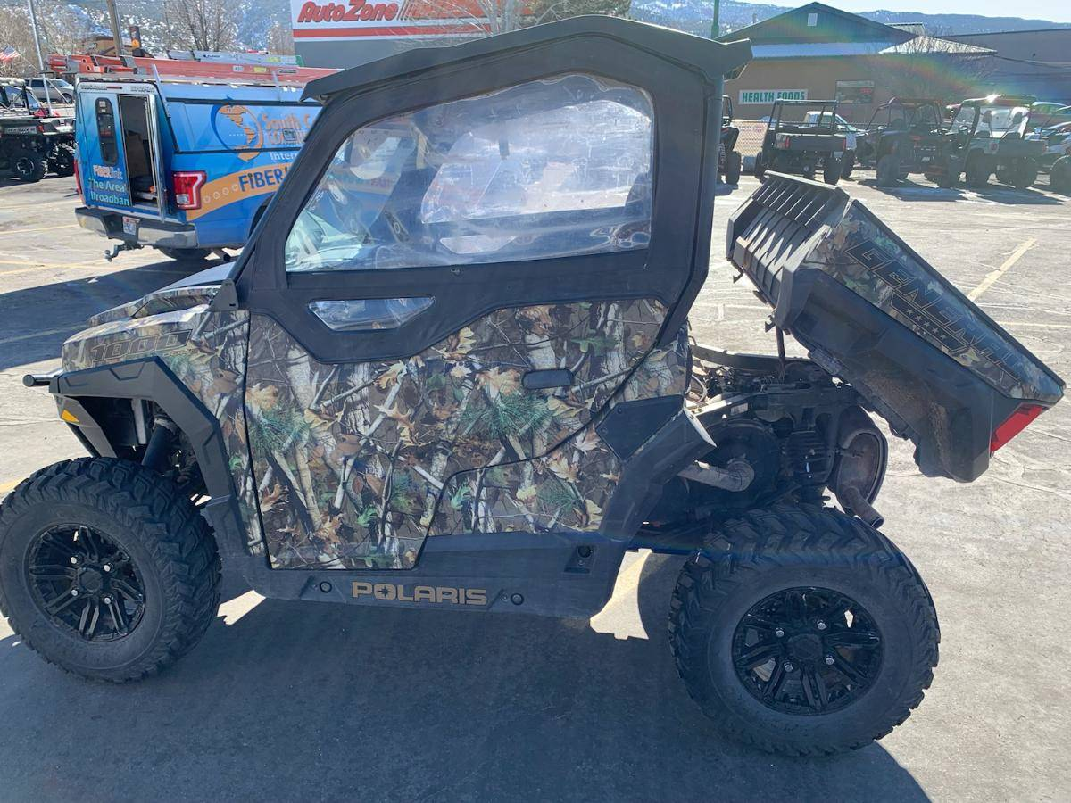 2018 Polaris General 1000 EPS Hunter Edition in Cedar City, Utah - Photo 4