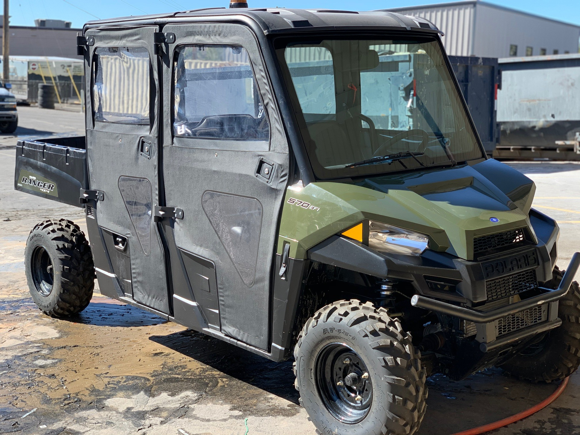 2019 Polaris Ranger Crew 570-4 in Cedar City, Utah - Photo 1