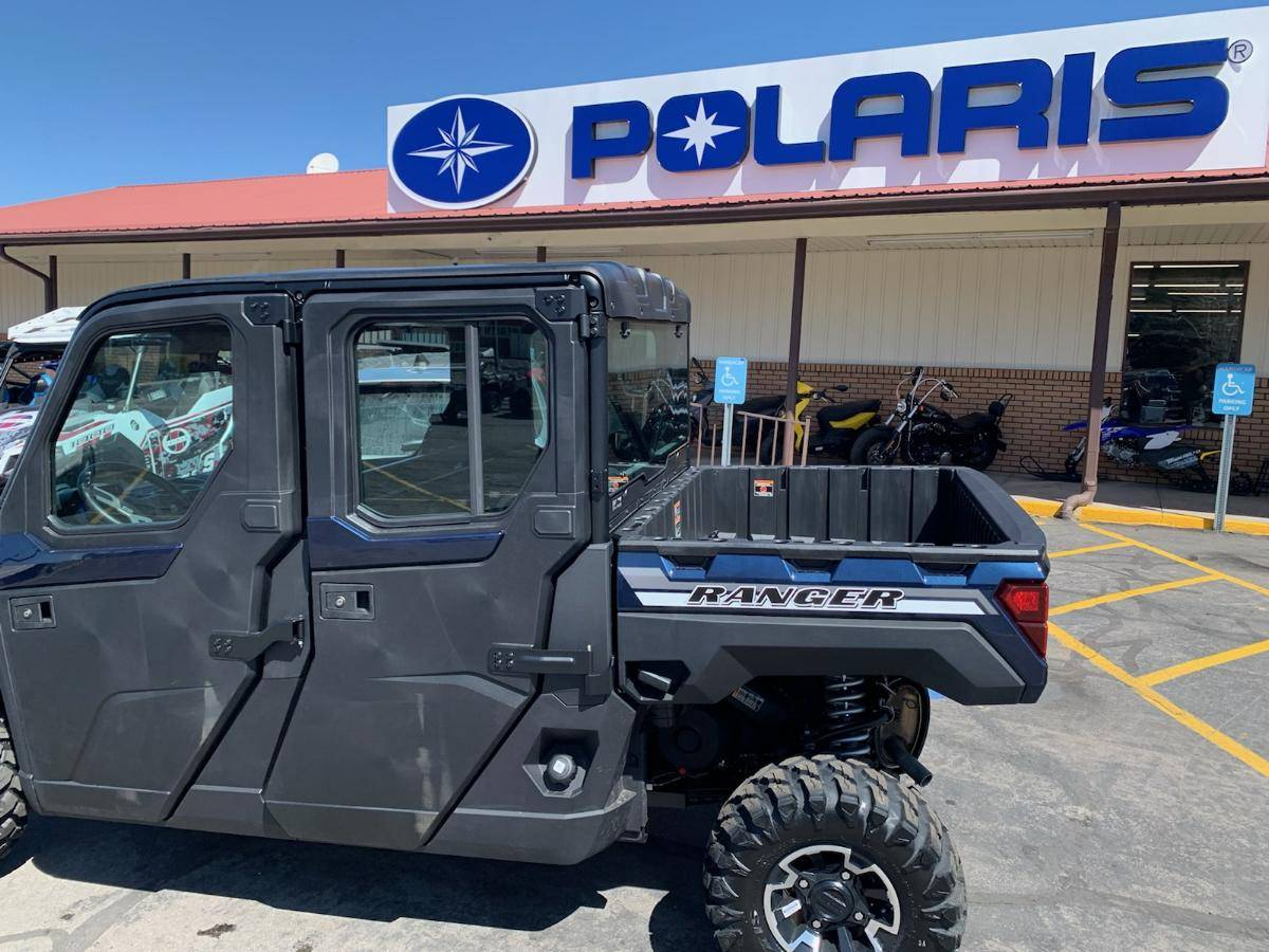 2020 Polaris Ranger Crew XP 1000 NorthStar Premium in Cedar City, Utah - Photo 4