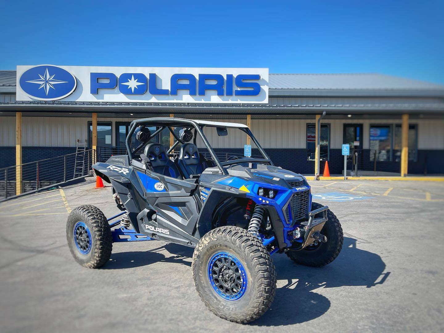 2019 Polaris RZR XP Turbo S in Cedar City, Utah - Photo 1