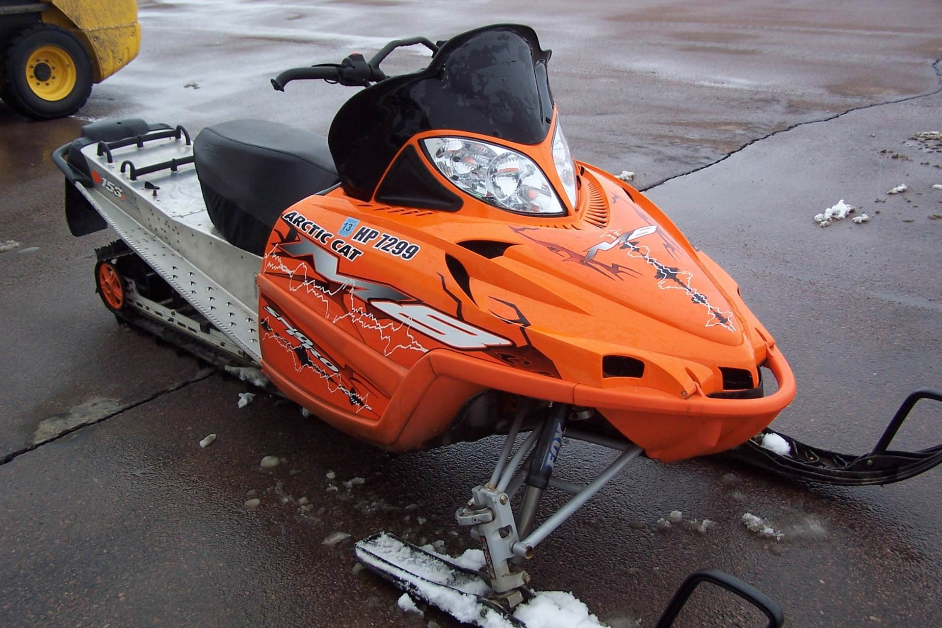 2007 Arctic Cat M8 in Cedar City, Utah