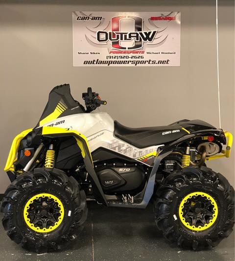 2019 Can-Am Renegade X MR 570 in Savannah, Georgia