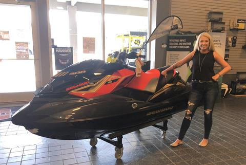 2019 Sea-Doo RXP-X 300 iBR in Savannah, Georgia