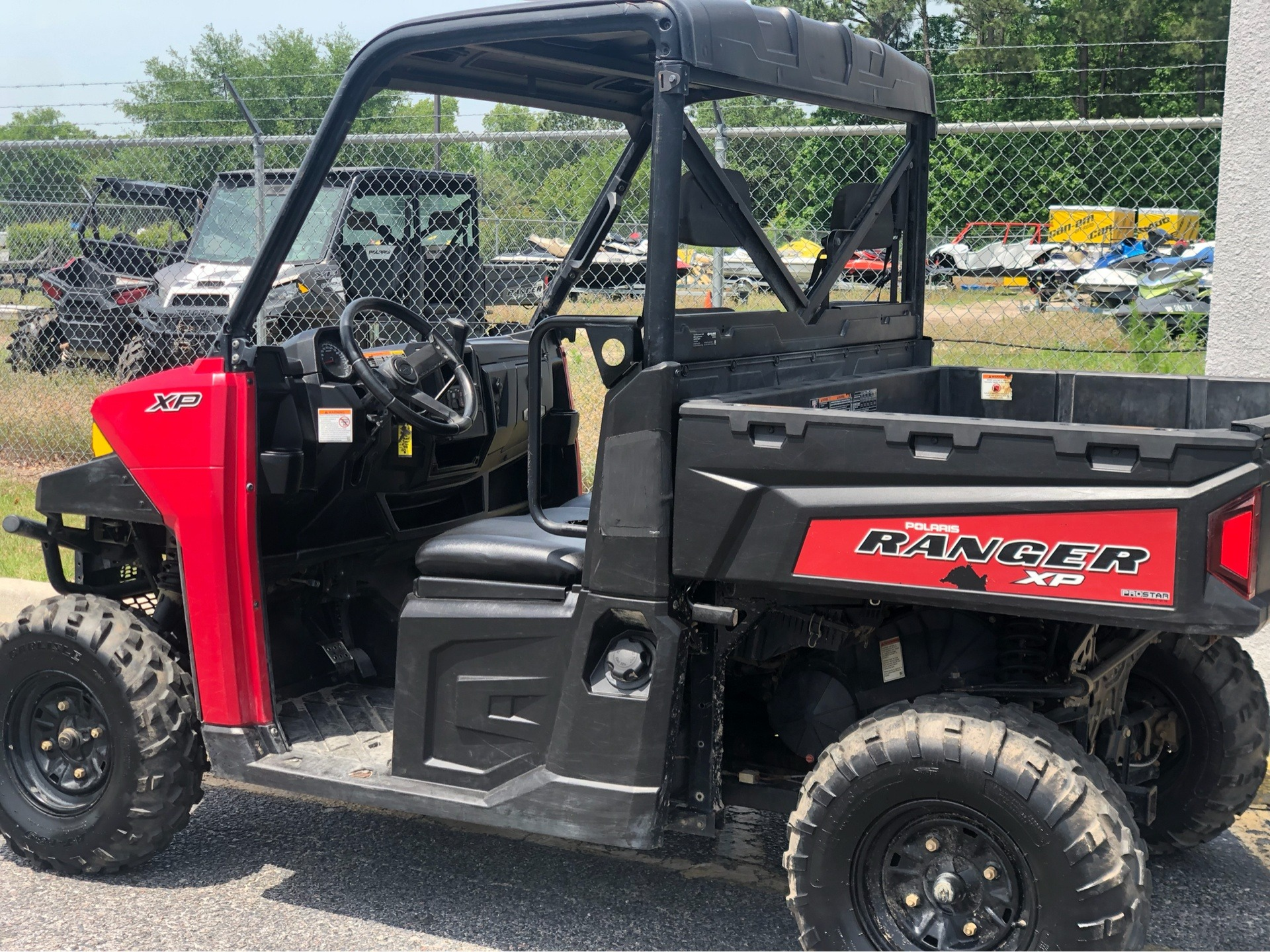 2015 Polaris Ranger >> Used 2015 Polaris Ranger Xp 900 Eps Utility Vehicles In Savannah