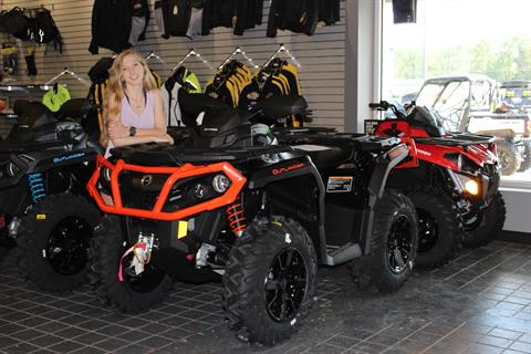 2020 Can-Am Outlander XT 850 in Savannah, Georgia