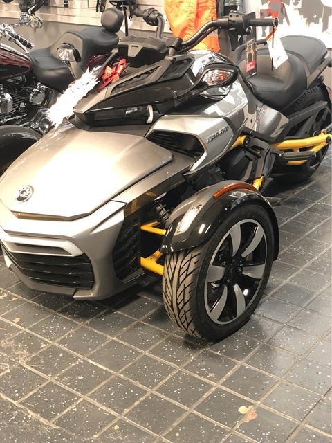 2017 Can-Am Spyder F3-S SE6 in Savannah, Georgia