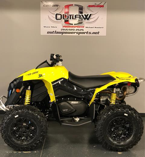 2019 Can-Am Renegade 850 in Savannah, Georgia