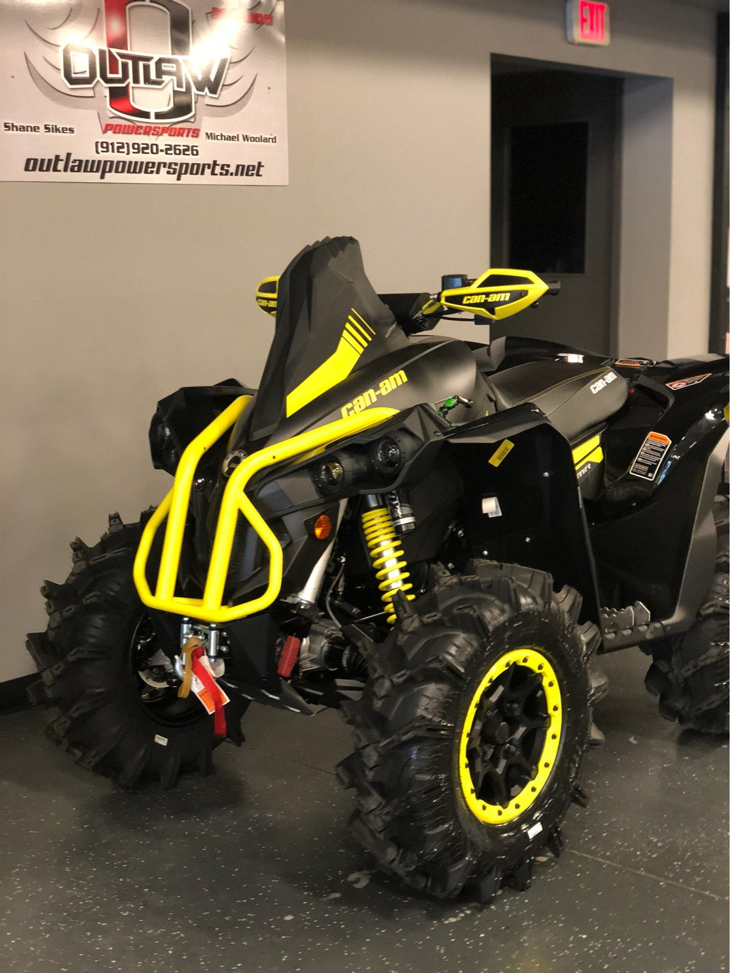 2019 Can-Am™ Renegade X MR 1000R 3