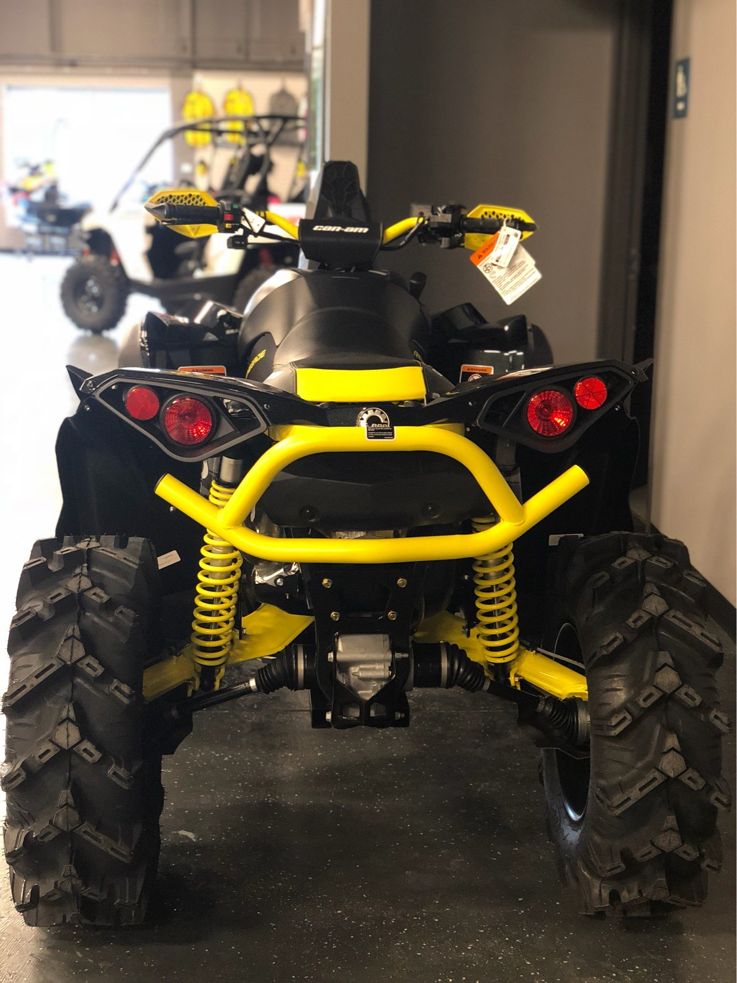2019 Can-Am™ Renegade X MR 1000R 4