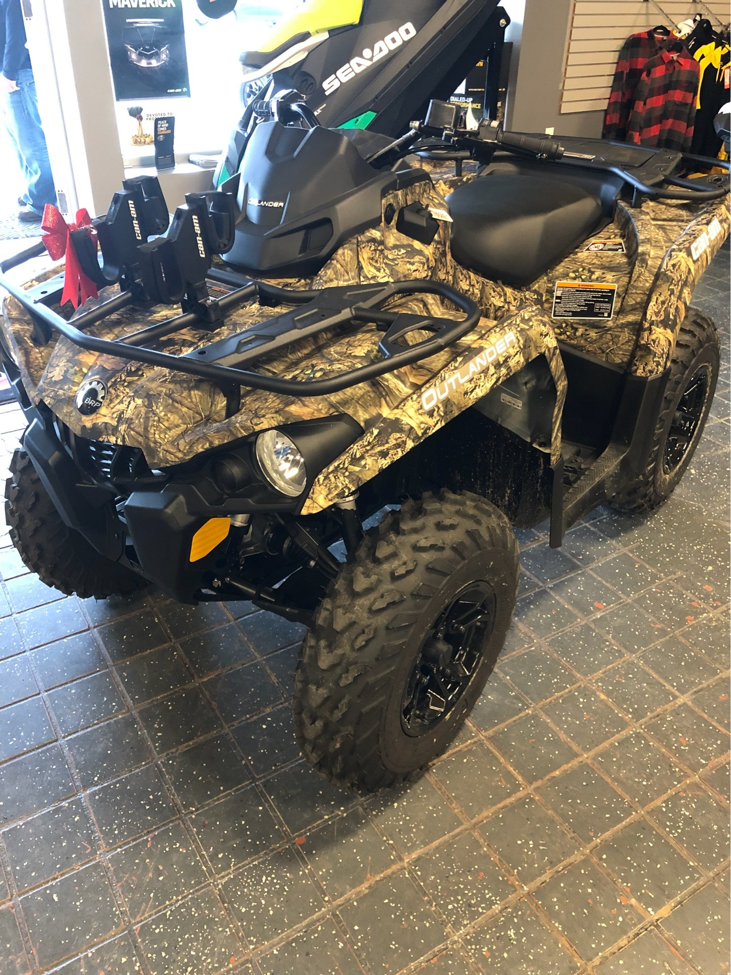 2019 Can-Am Outlander DPS 570 in Savannah, Georgia