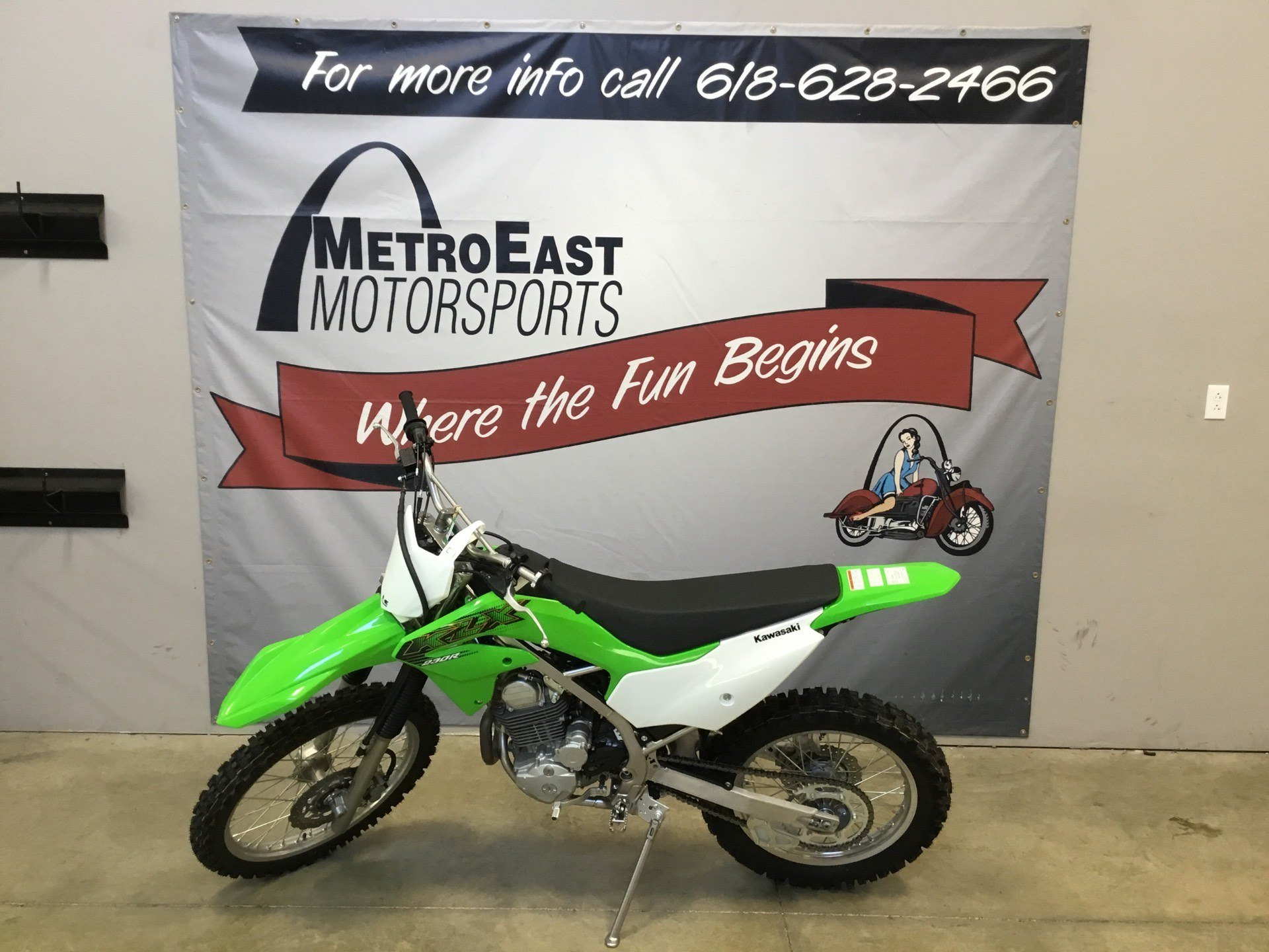 2020 Kawasaki KLX 230R in O Fallon, Illinois - Photo 1