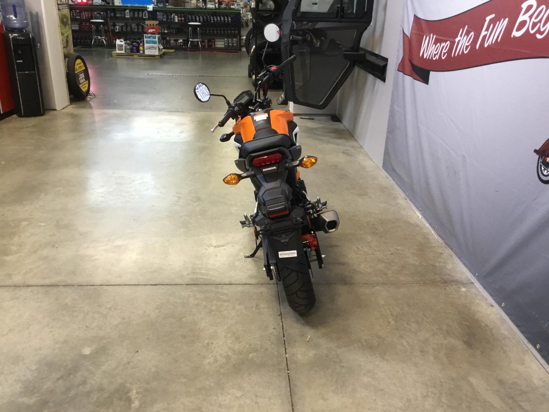 2019 Honda Grom in O Fallon, Illinois - Photo 5