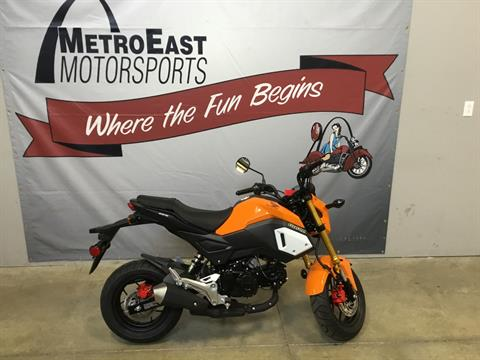 2019 Honda Grom in O Fallon, Illinois - Photo 8