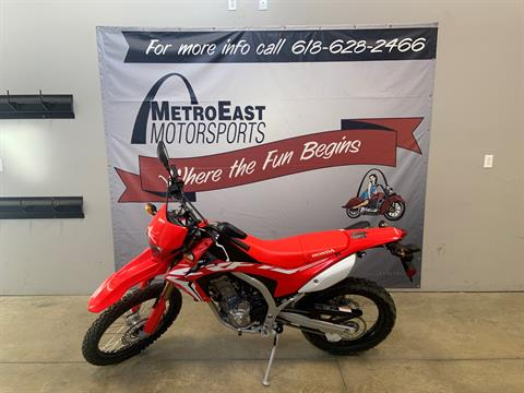 2019 Honda CRF250L ABS in O Fallon, Illinois - Photo 1