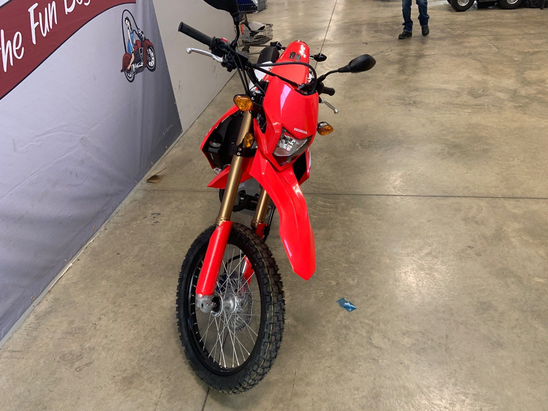 2019 Honda CRF250L ABS in O Fallon, Illinois - Photo 3