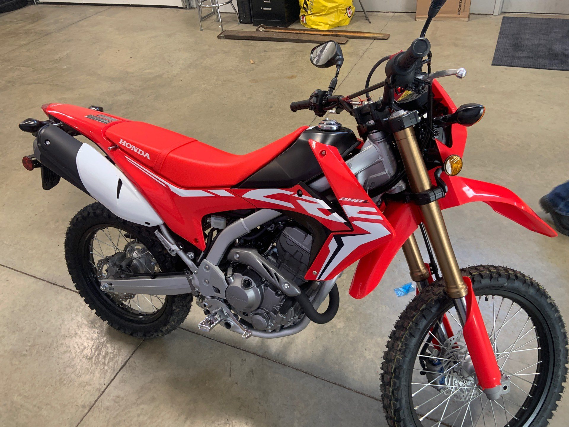 2019 Honda CRF250L ABS in O Fallon, Illinois - Photo 5