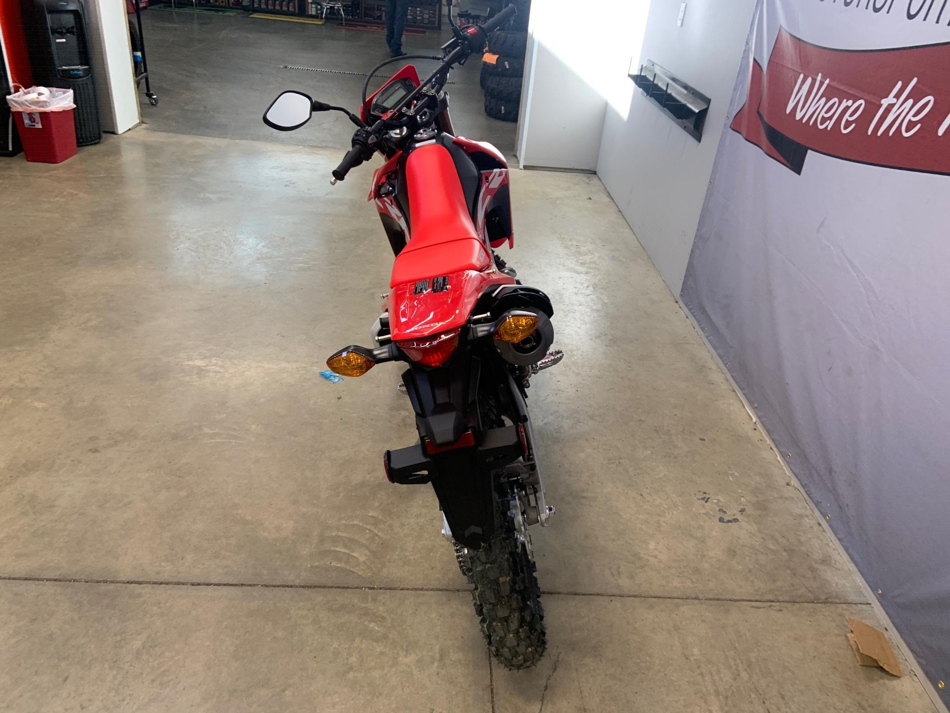 2019 Honda CRF250L ABS in O Fallon, Illinois - Photo 7