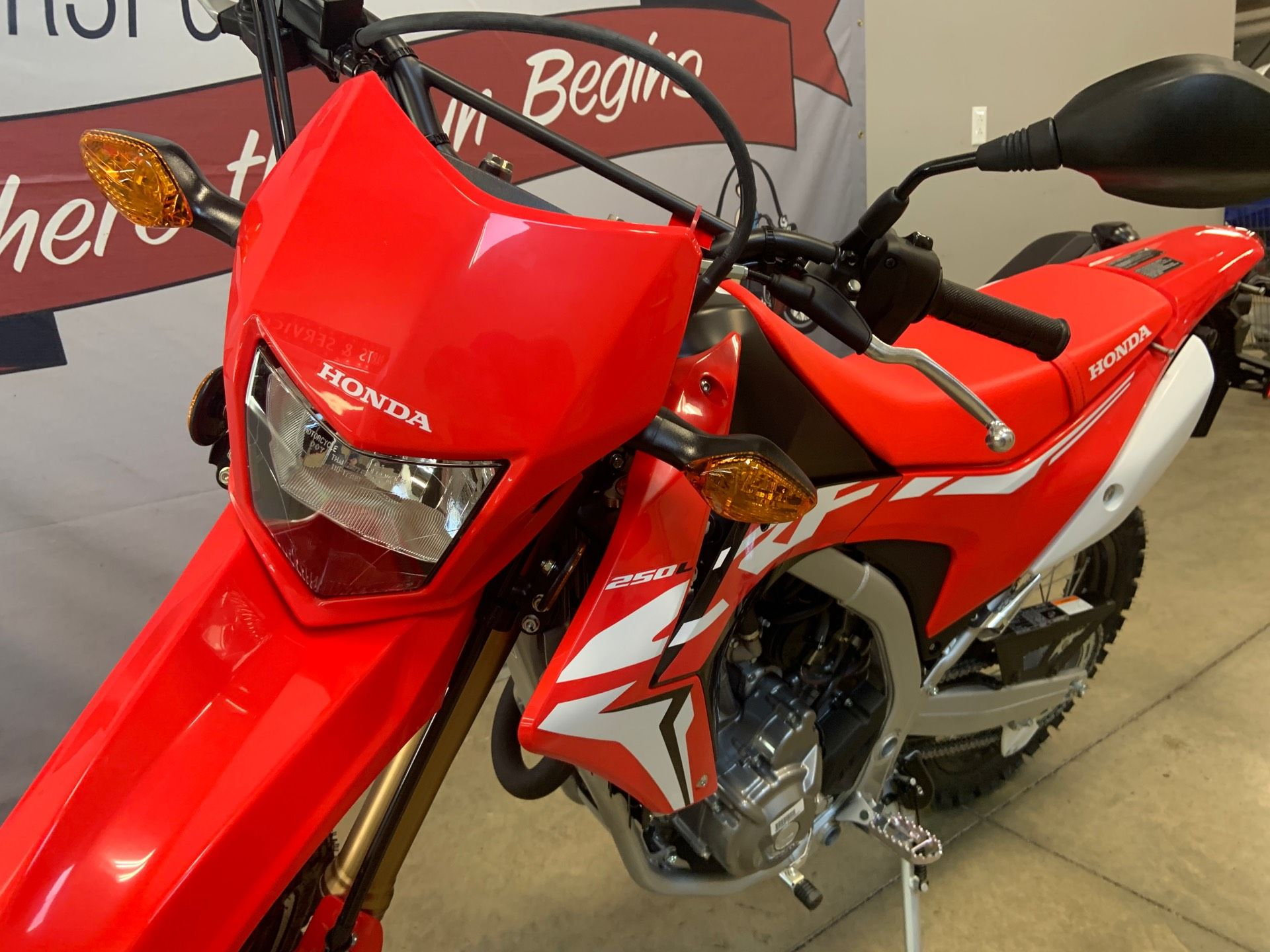 2019 Honda CRF250L ABS in O Fallon, Illinois - Photo 9