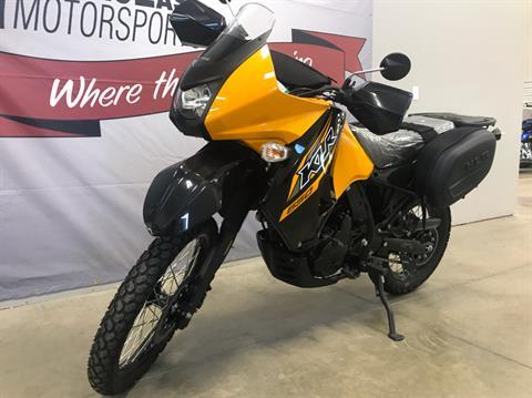 2018 Kawasaki KLR 650 in O Fallon, Illinois