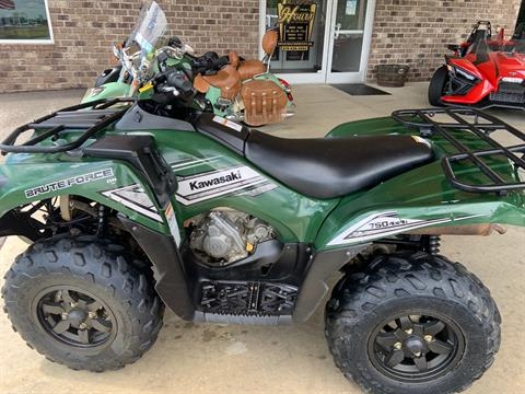 2017 Kawasaki Brute Force 750 4x4i EPS in O Fallon, Illinois - Photo 3