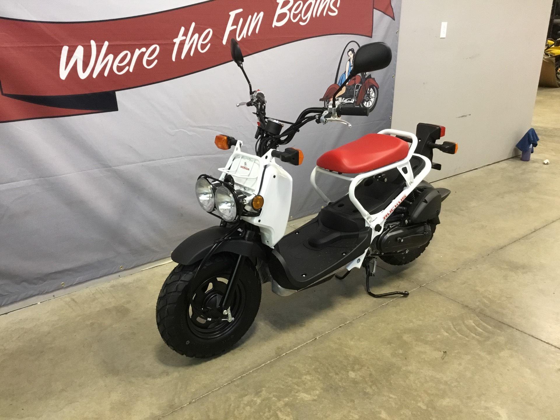 2019 Honda Ruckus in O Fallon, Illinois