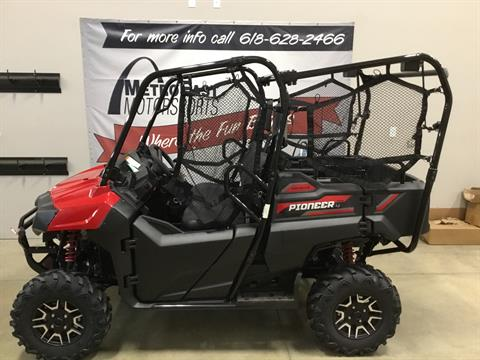 2020 Honda Pioneer 700-4 Deluxe in O Fallon, Illinois - Photo 1