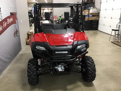 2020 Honda Pioneer 700-4 Deluxe in O Fallon, Illinois - Photo 3