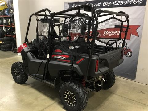 2020 Honda Pioneer 700-4 Deluxe in O Fallon, Illinois - Photo 4