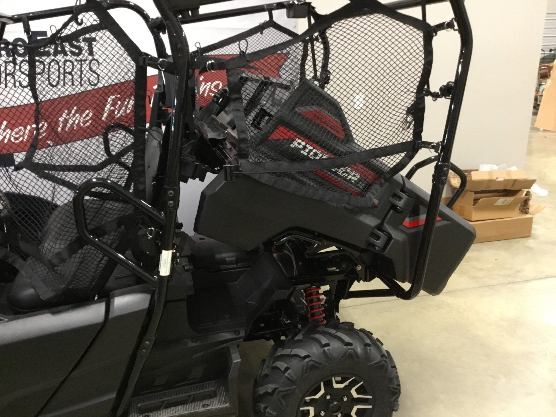 2020 Honda Pioneer 700-4 Deluxe in O Fallon, Illinois - Photo 7