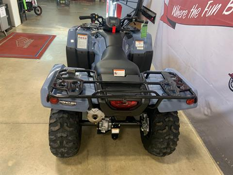 2021 Honda FourTrax Rancher 4x4 Automatic DCT EPS in O Fallon, Illinois - Photo 6