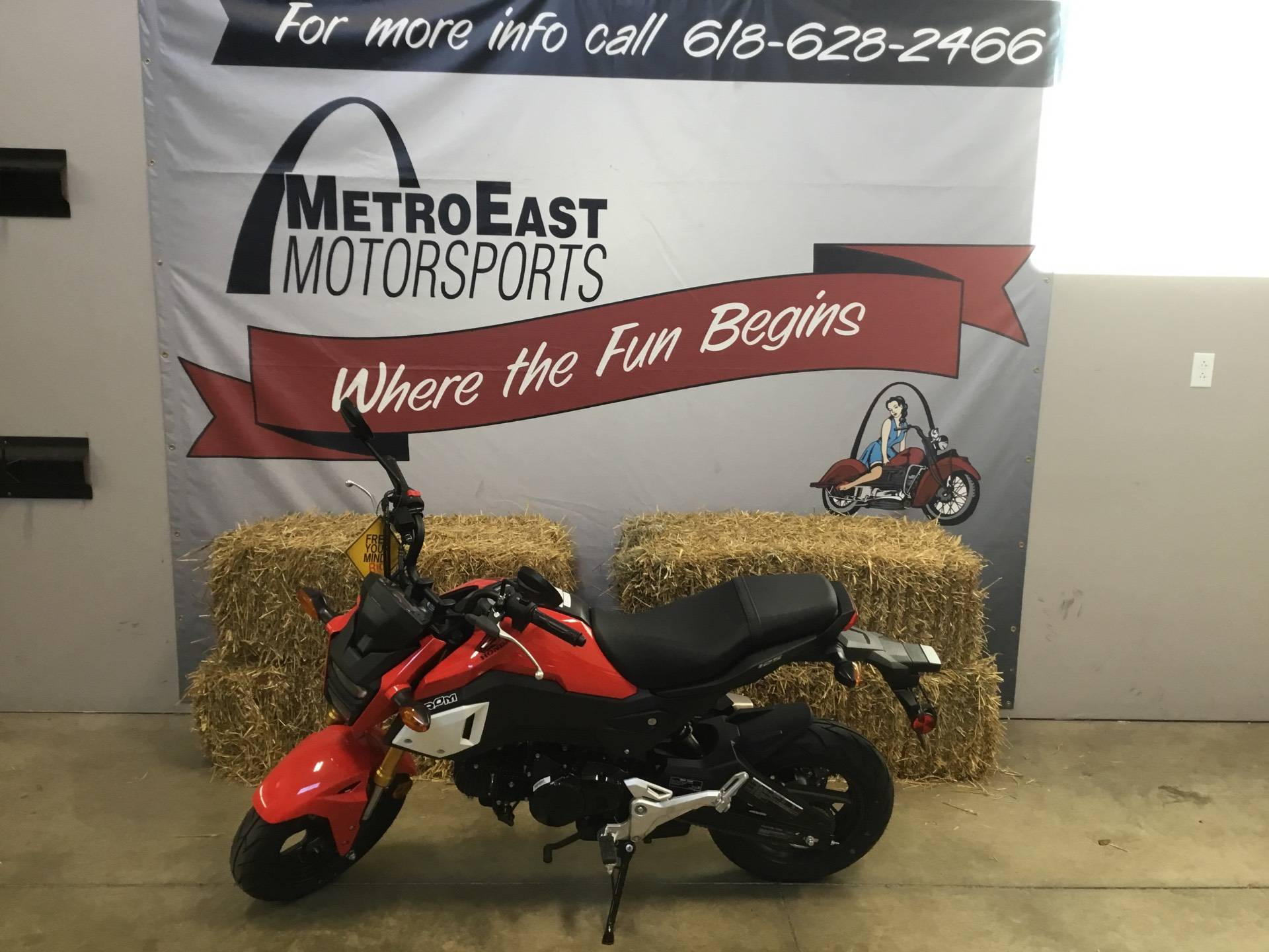 2020 Honda Grom ABS in O Fallon, Illinois - Photo 1