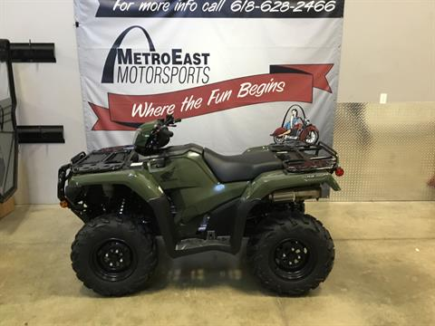 2021 Honda FourTrax Foreman Rubicon 4x4 Automatic DCT in O Fallon, Illinois - Photo 1