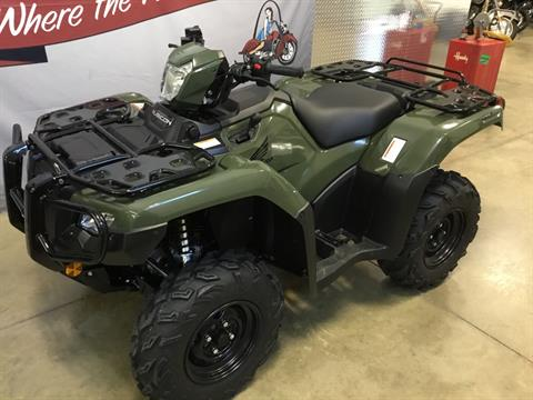 2021 Honda FourTrax Foreman Rubicon 4x4 Automatic DCT in O Fallon, Illinois - Photo 2
