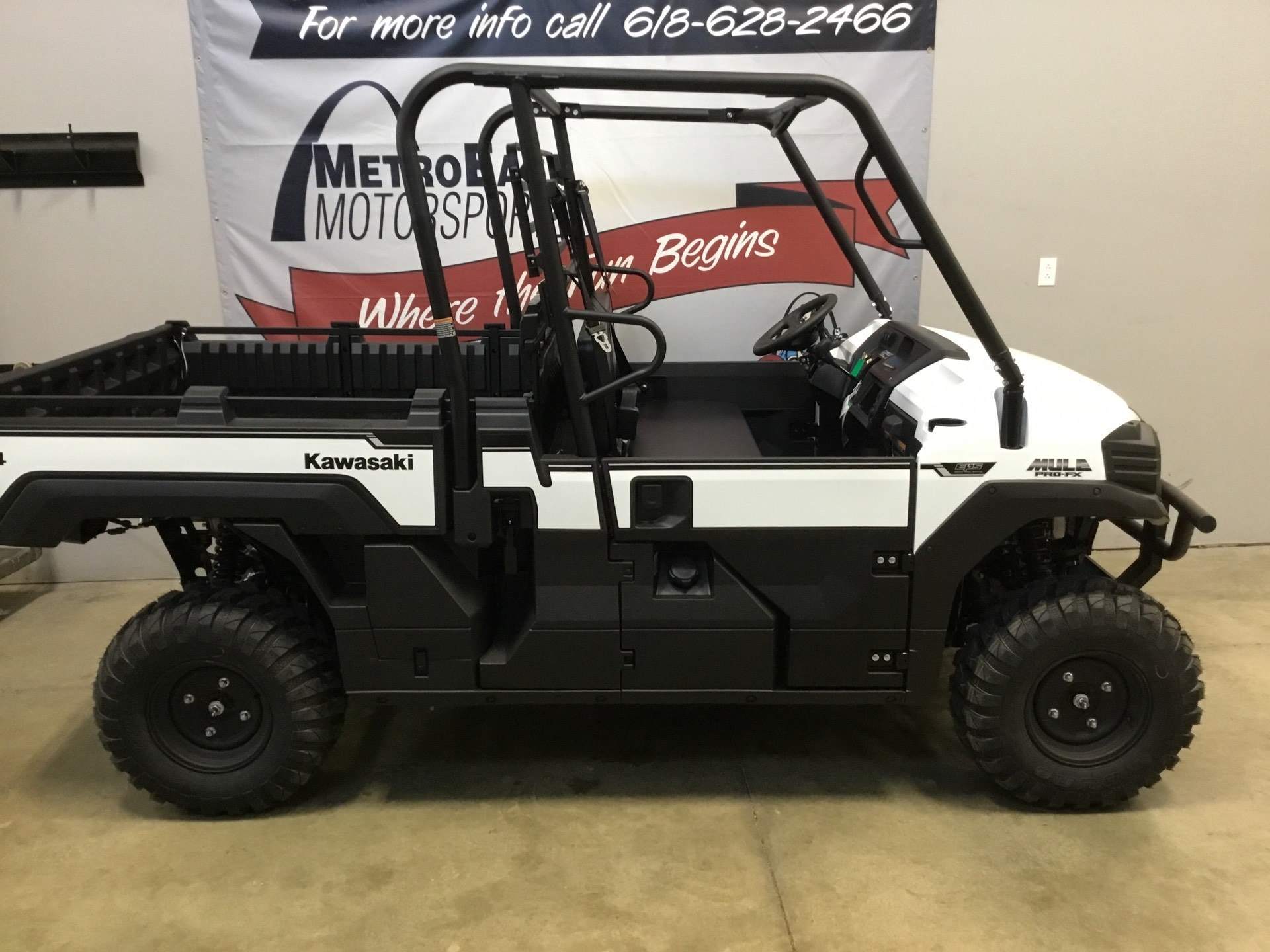 2020 Kawasaki Mule PRO-FX EPS in O Fallon, Illinois - Photo 6