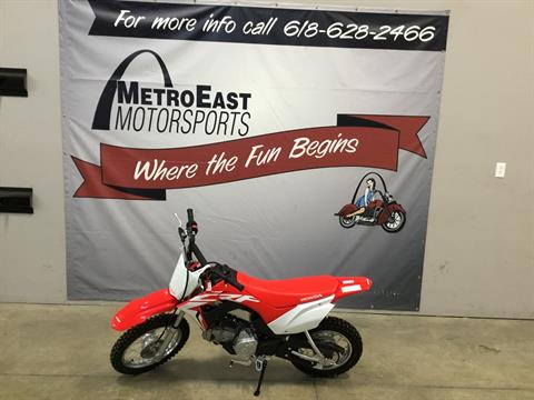 2020 Honda CRF110F in O Fallon, Illinois - Photo 1