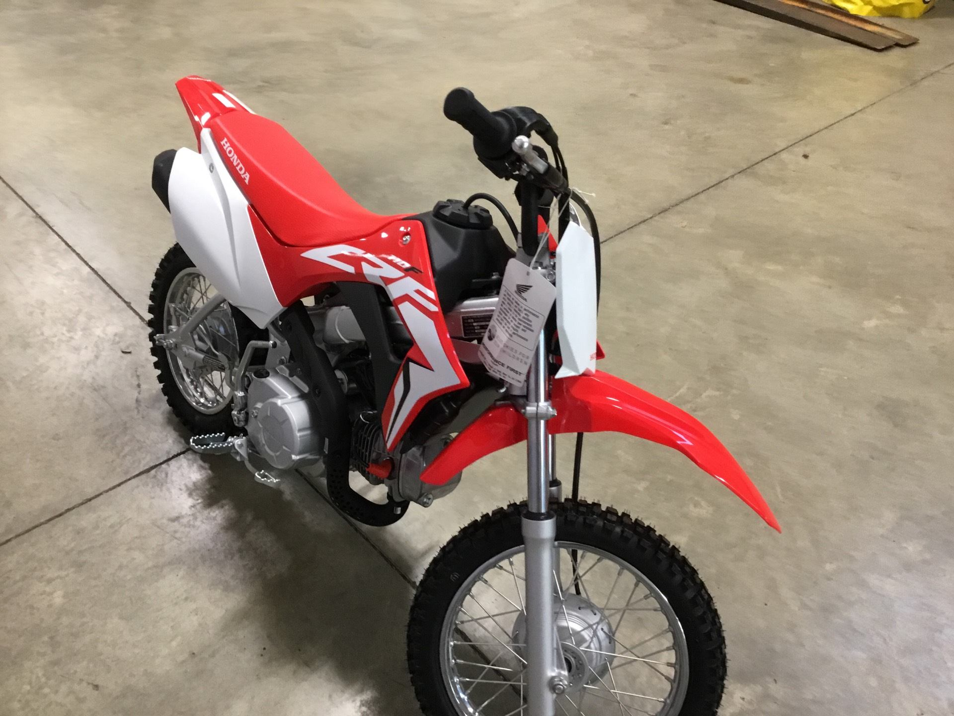 2020 Honda CRF110F in O Fallon, Illinois - Photo 4